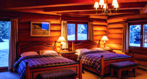 Heliskiing Canada - Bavarian Estate Bedrooms