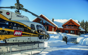 Heliskiing Canada - Eleanor Lake Estate