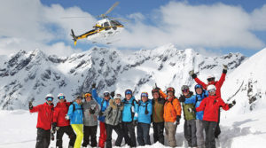 Heliskiing Canada - Private Paket